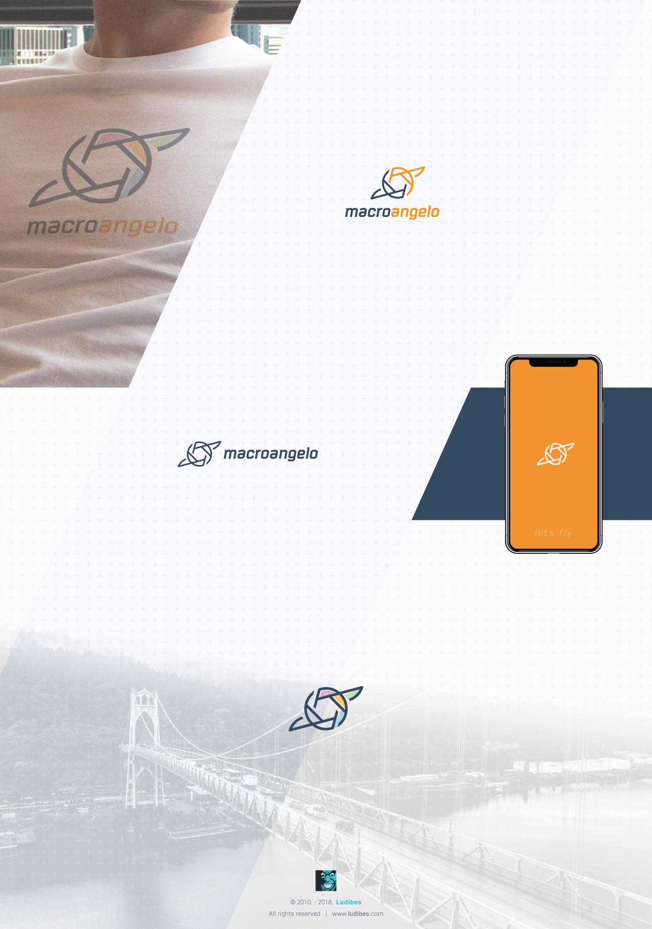 Macroangelo Logo Design