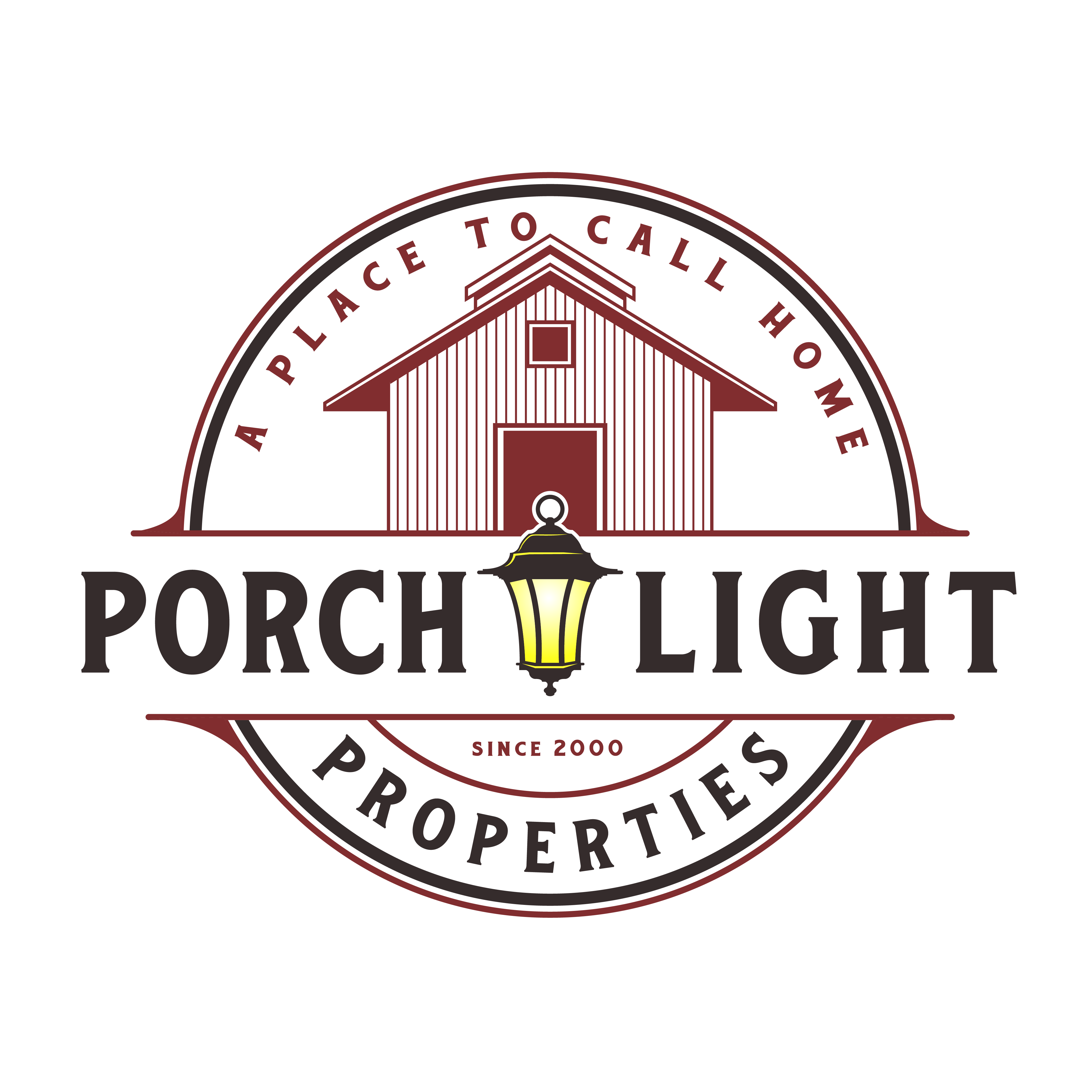 Porch Light Properties- Need a Revamped Logo to keep us on the Cutting Edge