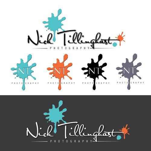 Logo Design for Nick tillinghast