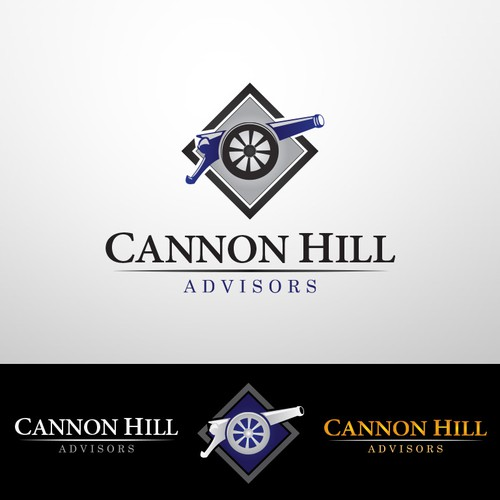 Cannon Hill Advisors needs a new logo and business card