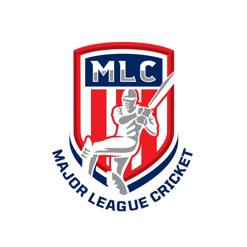 Logo for Top Professional Cricket League in the USA