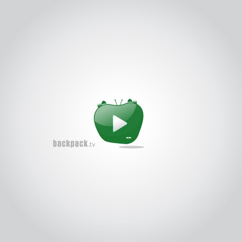 Logo for Education Startup - www.backpack.tv