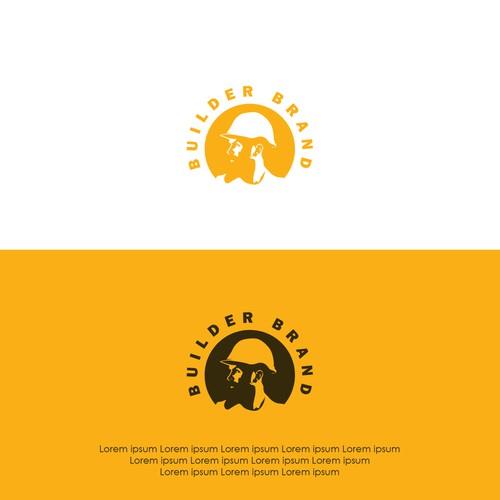 Builder Brand logo concept