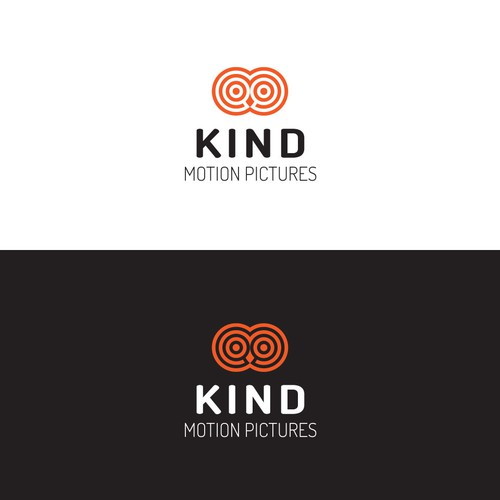 Logo design for Kind Motion Pictures