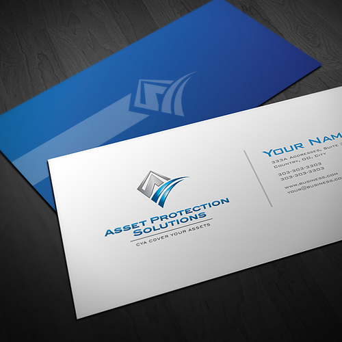 logo for Asset Protection Services