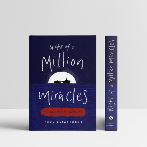 Night of a Million miracles Book Cover