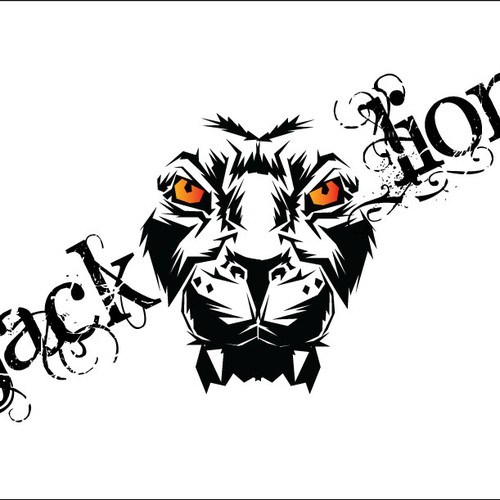 Logo Design for Jack Lion