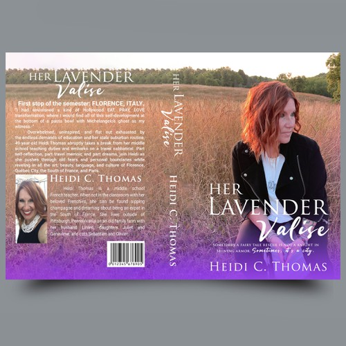 Her Lavender Valise