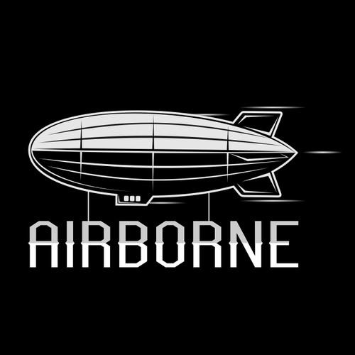 Airborne Podcast Logo