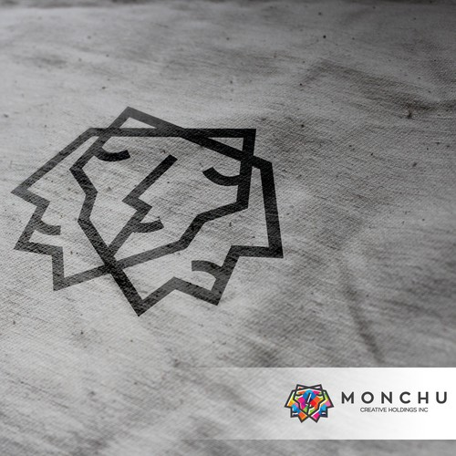 Logo design for Monchu (Business & Consulting)
