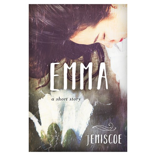 """Book cover for """"Emma"""""""