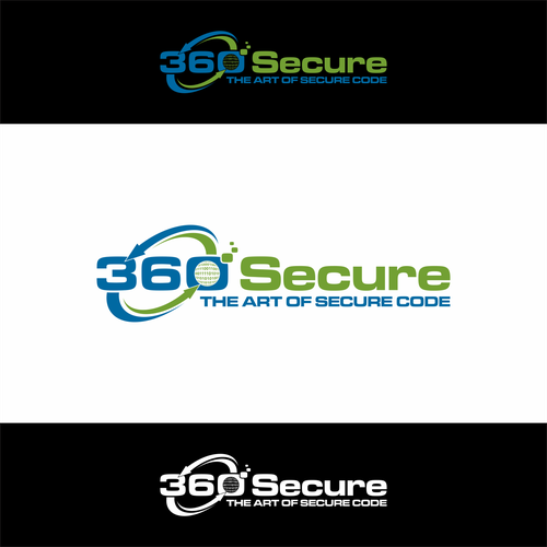logo for  360 secure