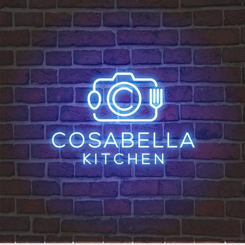 logo concept for cosabella