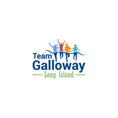 Promising Logo for Team Galloway LI