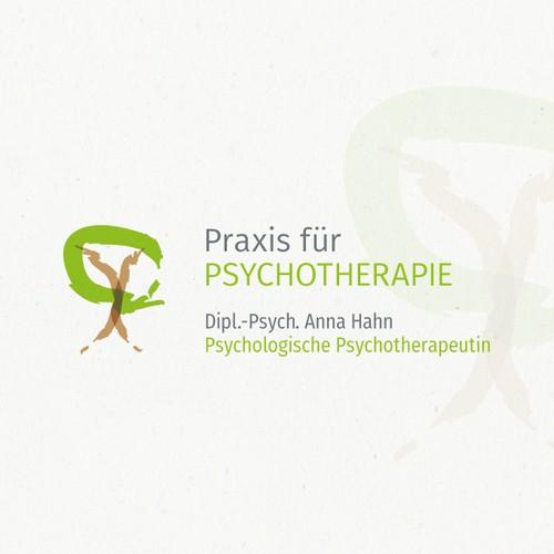 Logo für eine verhaltenstherapeutische Psychotherapiepraxis