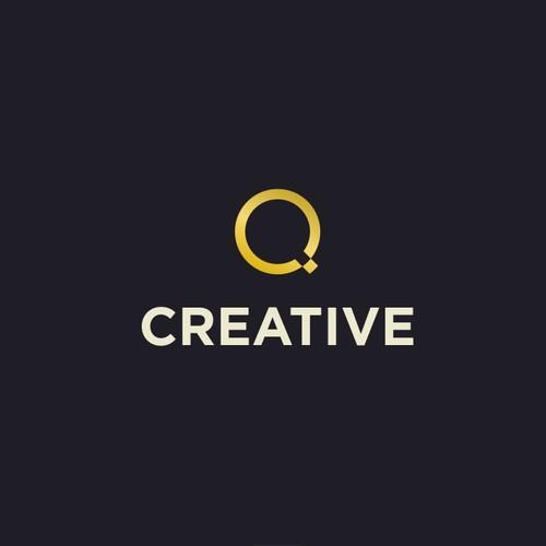 Q Creative logo