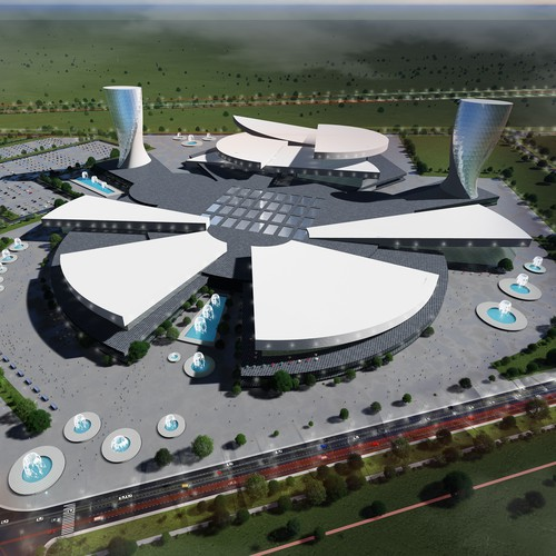Jobz Mall Design