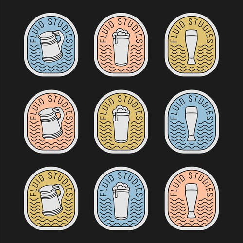 Logo Concept For Beer Brewery