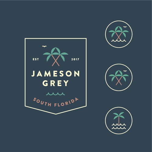 Logo for Jameson Grey