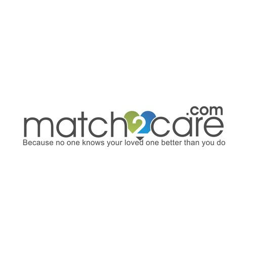 logo for match2care.com