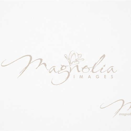 Sophisticated logo required for high end wedding photographer.
