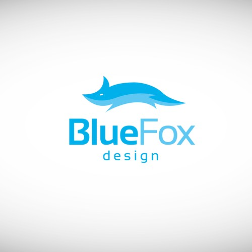 Help Blue Fox Designs with a new logo