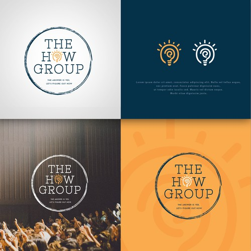 Logo for The How Group