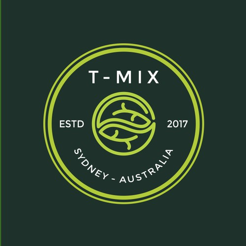 Logo Concept for T-Mix