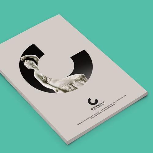Copyright Society of Australia Logo Design