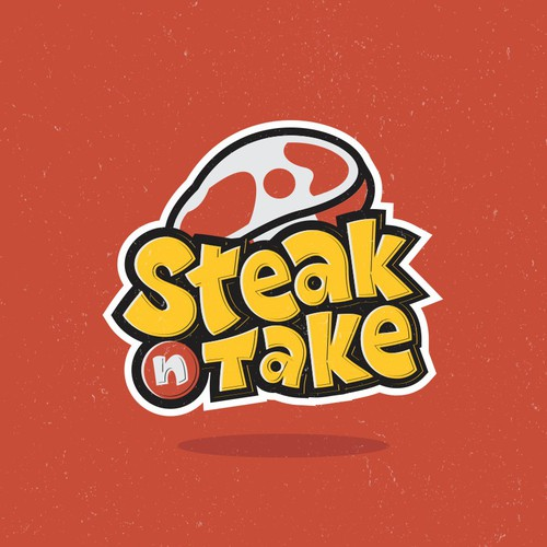 Steak Logo Design
