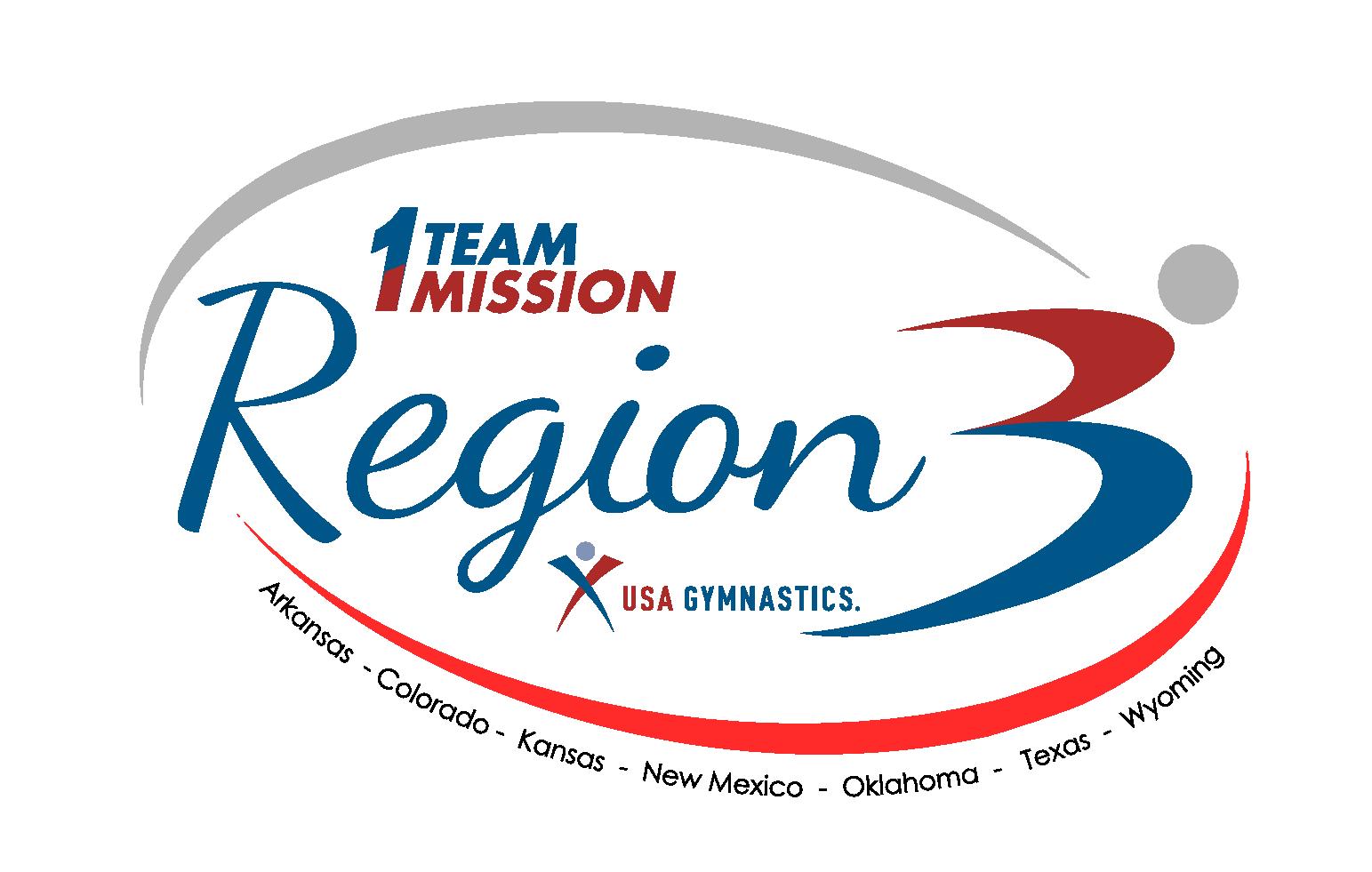 Region 3 gymnastics