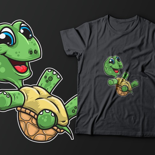 T-shirt contest entry