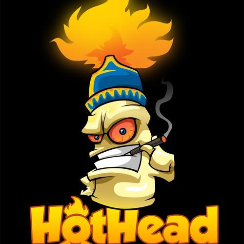 logo for HotHead Vapor
