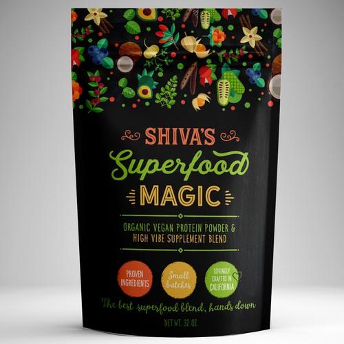 Shiva's Superfood Magic