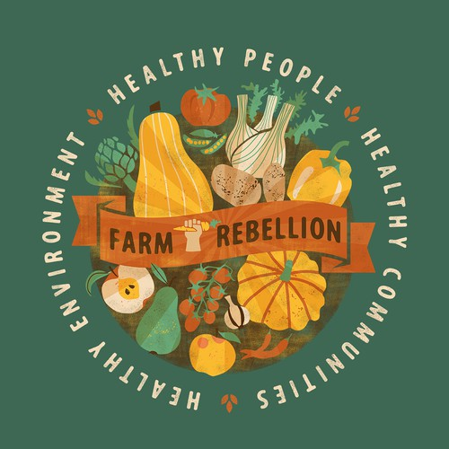 FARM REBELLION