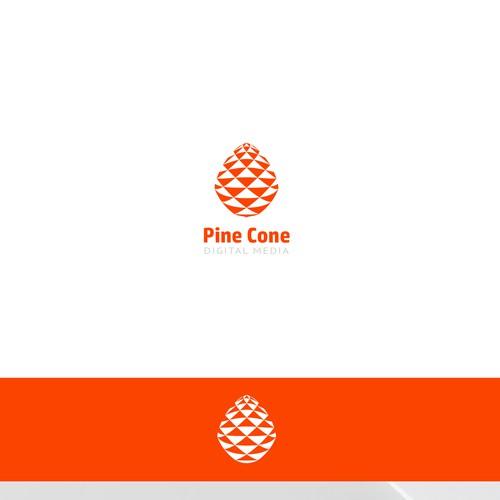 Marketing Company logo Contest Pine Cone