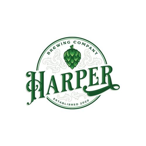 Brewing company logo!