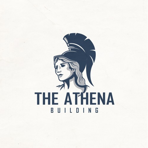 Logo for a commercial building