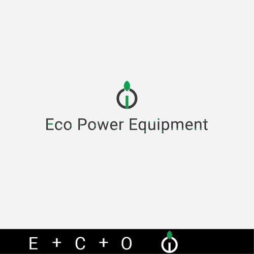 Eco Power Equipment Logo Design
