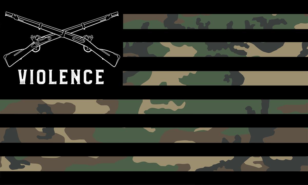Infantry Flag