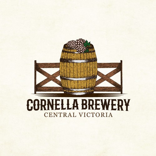 Design a logo for small beer company