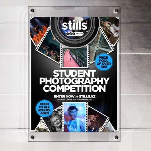 Photography Entry Poster Competition
