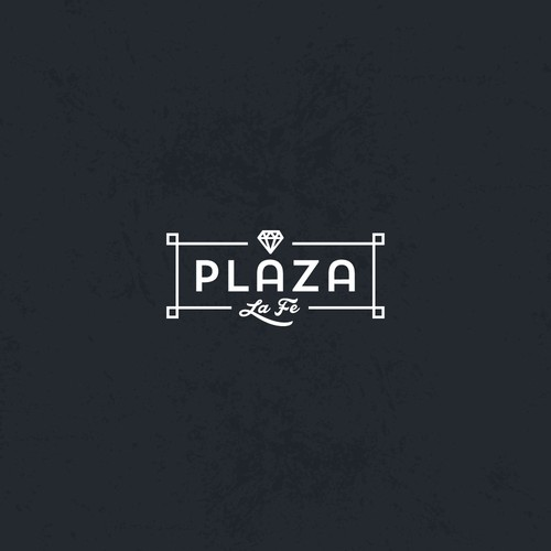 Shopping Plaza Logo & Identity