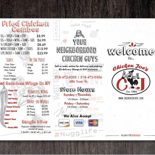 CJ menu