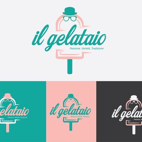 il gelataio logo