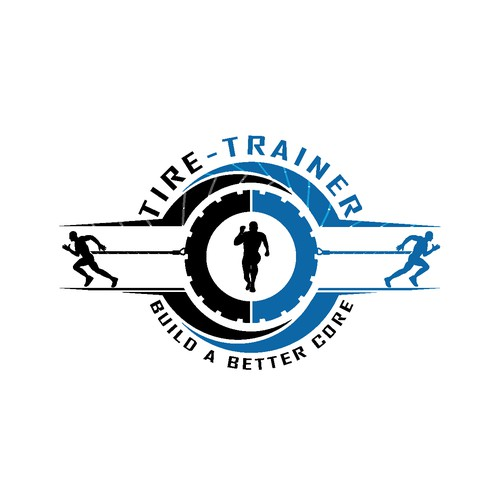 Tire-Trainer Logo Contest