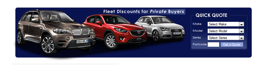 3-Car Graphic for a Car Broker