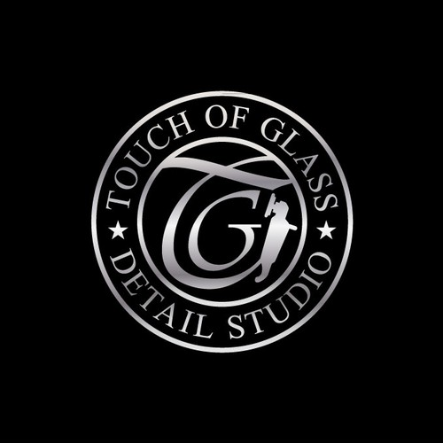 Touch of Glass Logo