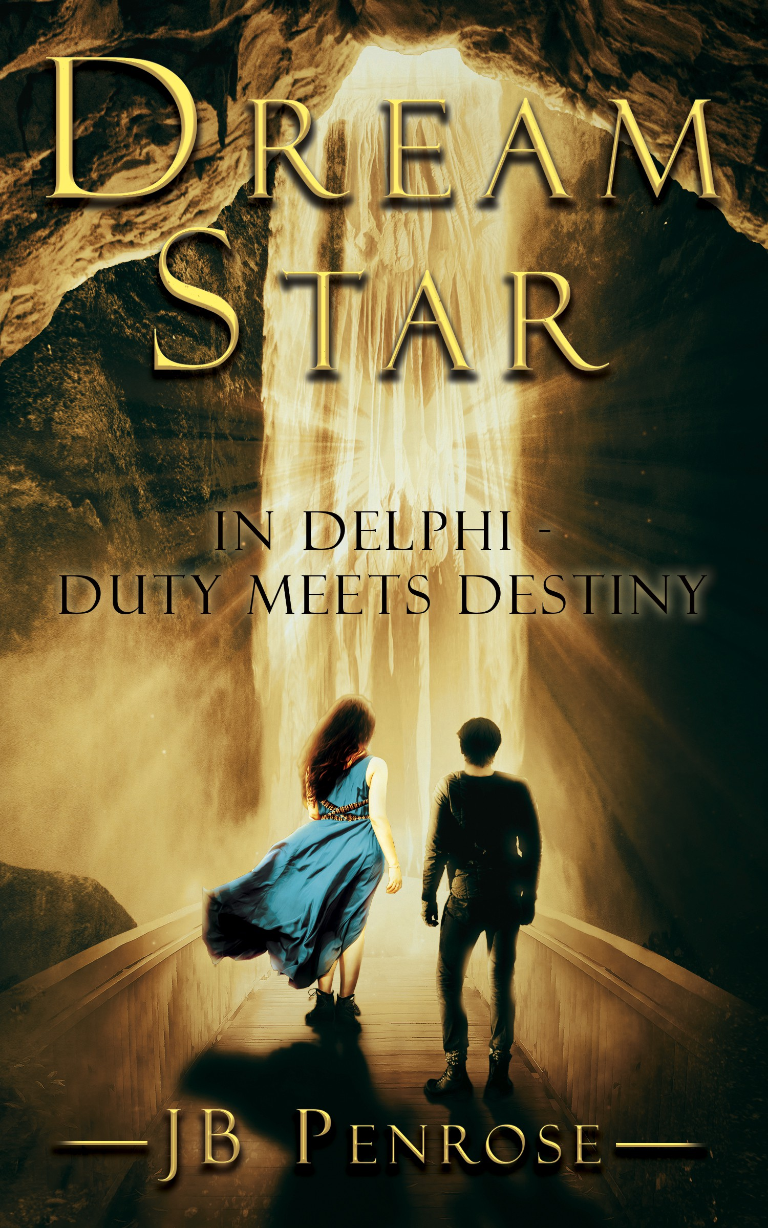 Book Cover exposure - with an author willing & ready to spread props for your work.