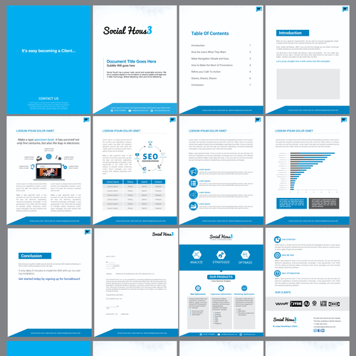 word & power point template